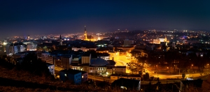 cluj_napoca_at_night_by_kantzorf-d4f6su2